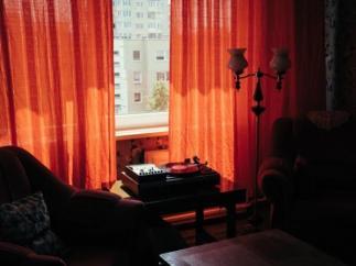 Este apartamento está inspirado en Chernobyl y te sumerge en plena época soviética