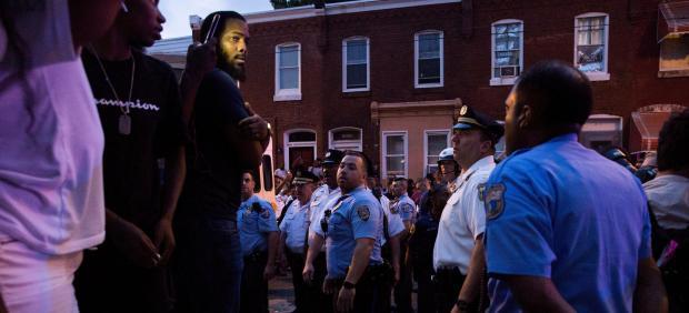 Tiroteo en Filadelfia