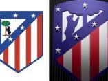 Escudos del Atlético de Madrid