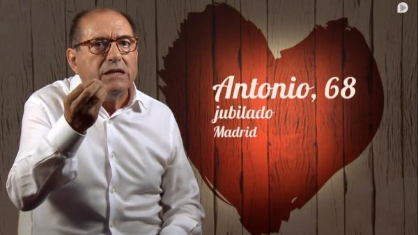 Antonio, en 'First dates'.