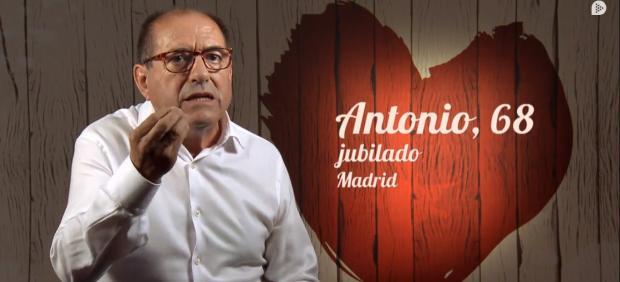 Antonio, en 'First dates'.