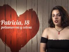 Patricia, en 'First dates'.