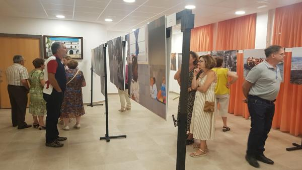 Exposición fotográfica 'En tu piel'