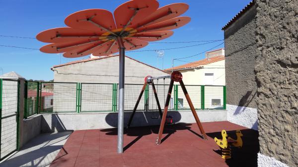 Parque Infantil en Pescueza