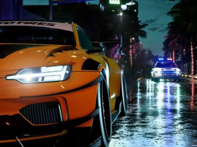 'Need For Speed Heat'