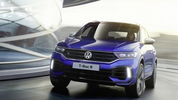 Volkswagen abre los pedidos del T-Roc R, la versión superior de su gama crossover