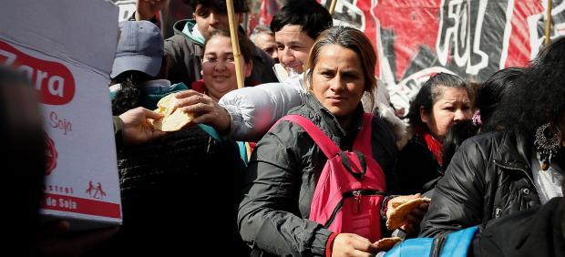 Protestas en Argentina
