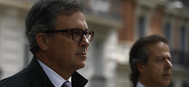 Jordi Pujol Ferrusola.