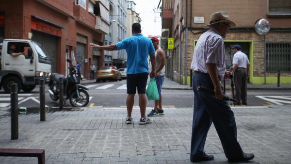Nou Barris en Barcelona