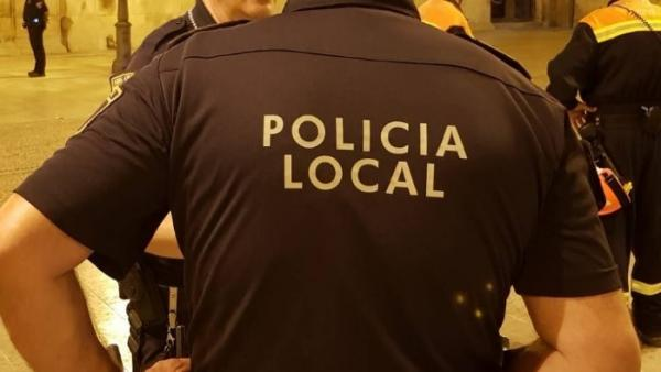 Policía Local Elche en imagen de archivo