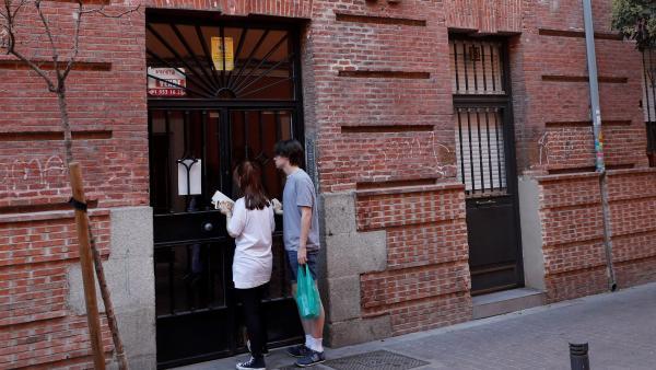 Un hombre asesina a una mujer en Tetuán (Madrid)