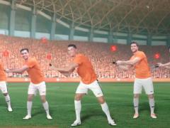 Cristiano Ronaldo baila en su último spot