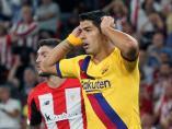 Luis Suárez, lesionado en el debut de LaLiga