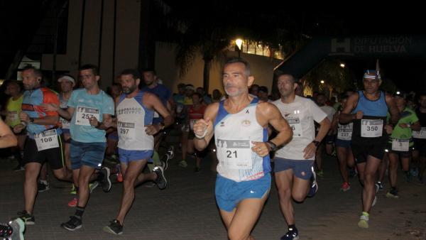 Huelva.- La Diputación pone en marcha la VI edición de la Carrera Nocturna 'Entorno de La Rábida'