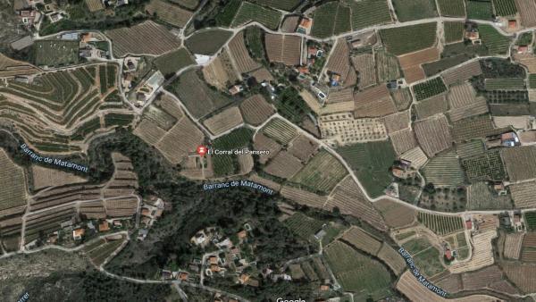Zona del Pansero en Carlet