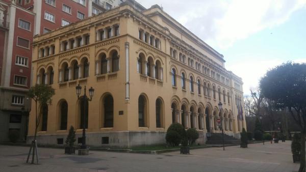 Sede de Presidencia del Principado de Asturias