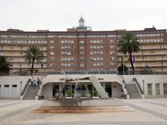 Hospital Virgen del Rocío en Sevilla