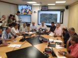 Rueda de prensa del presidente de Canarias