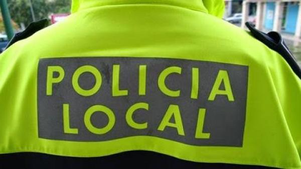 Uniforme de policía local