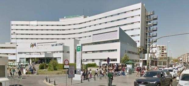 El Hospital Universitario Virgen Macarena.