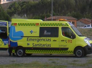 Sucesos.- Afectado por humo un hombre de 88 años en el incendio de una vivienda en León