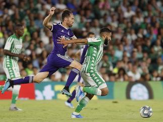 El Betis estrena la temporada contra el Valladolid