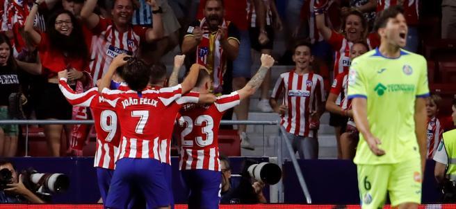 El Atlético de Madrid estrena la temporada recibiendo al Getafe