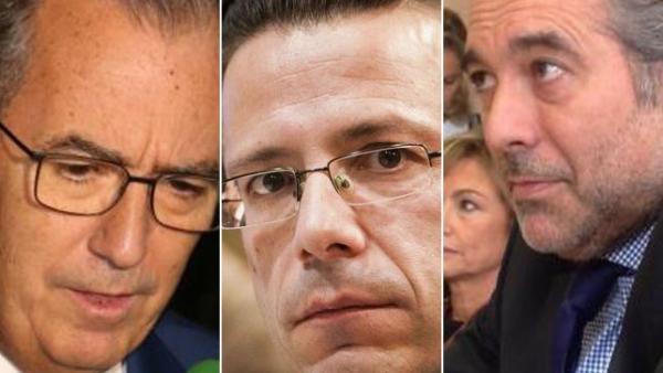Ossorio, Lasquetty y López.