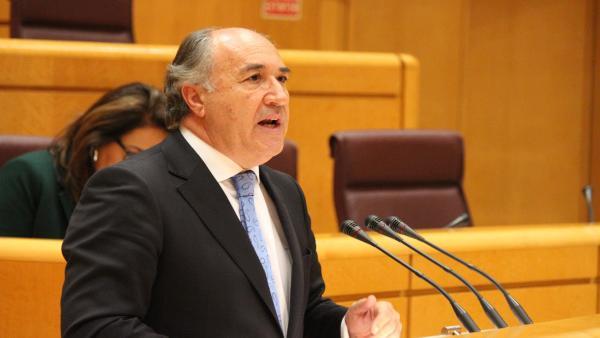 José Ignacio Landaluce en una imagen de archivo