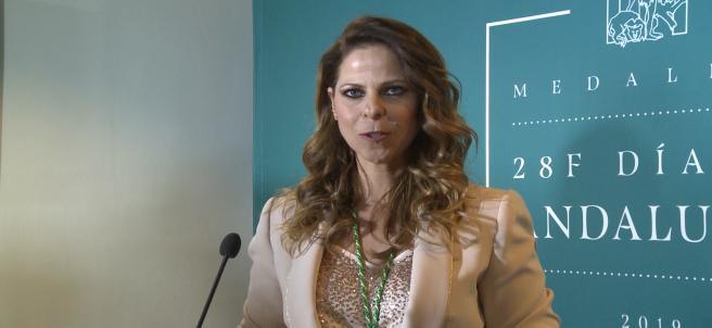 Pastora Soler desvela que el bebé que espera será una niña