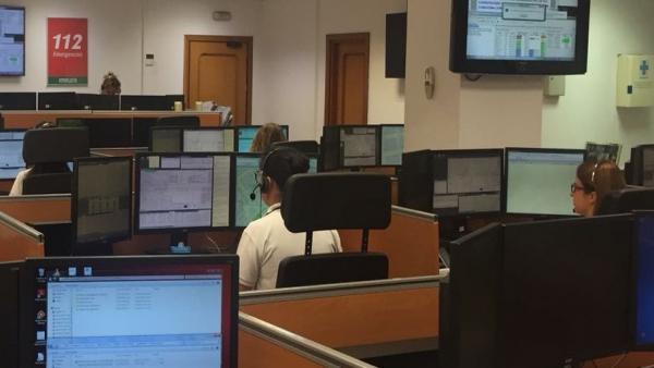 Sucesos.- Emergencias 112 gestiona 10.373 incidencias en Andalucía durante el Puente de Agosto