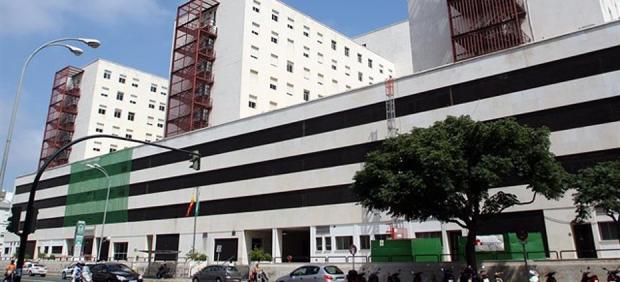 Hospital Puerta del Mar de Cádiz