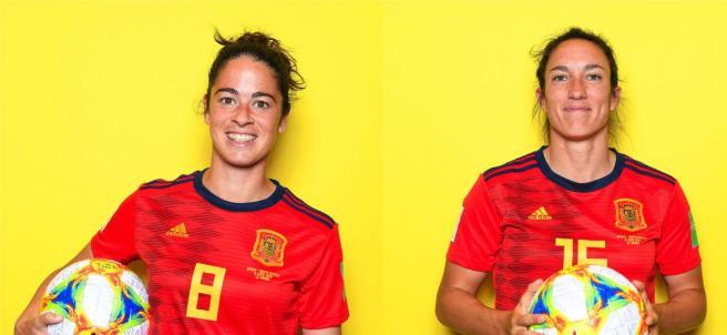 Marta Torrejón y Silvia Meseguer dejan la selección