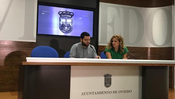 Rubén Rosón y Anabel Santiago.