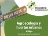 Cartel de la II edición de 'Destino Empleo Verde'