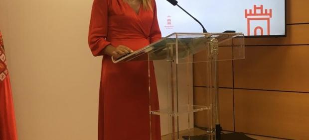 La concejala Pilar Torres