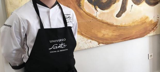 Camarero de Universo Santi