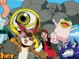 Imagen del anime de 'Monster Rancher'