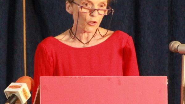La secretaria de Igualdad del PSOE de Lanjarón, Lidia Rivas