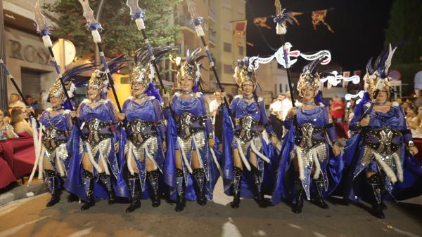 Fiesta de Moros y Cristianos de Paterna