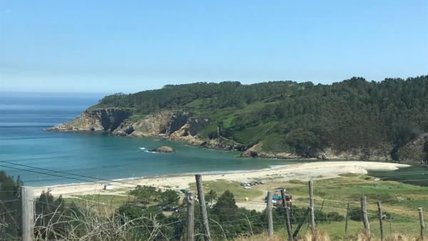 Playa de Cueva, Valdés, Asturias.