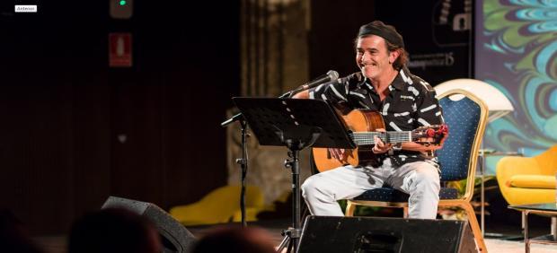 Juan Carlos Aragón, autor de carnaval (Foto de archivo).
