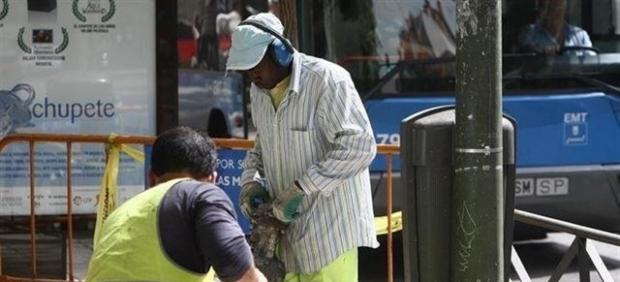 Afiliados extranjeros a la Seguridad Social