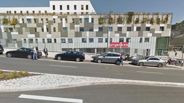 Hospital Pasteur en Niza, Francia