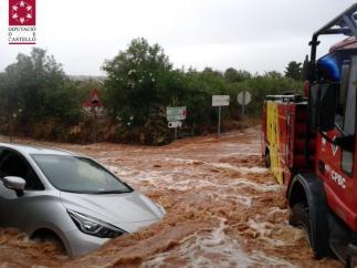 Inundaciones en Castellón