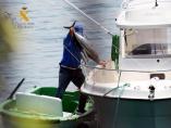 Pesca furtiva de bonitos en Castro Urdiales