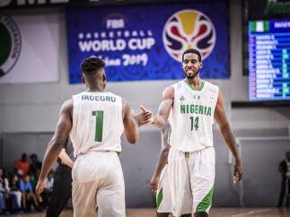 La selección de Nigeria de baloncesto