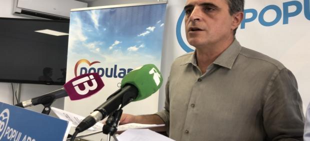 El senador José Vicente Marí Bosó.