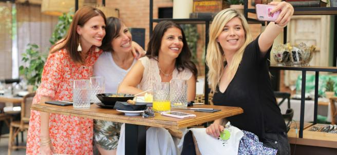 Las 'It Moms' de Cosmo