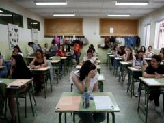 Examen de profesoras